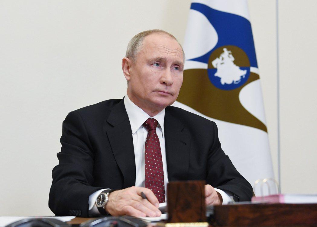 俄羅斯總統普亭終於向拜登表達祝賀。歐新社