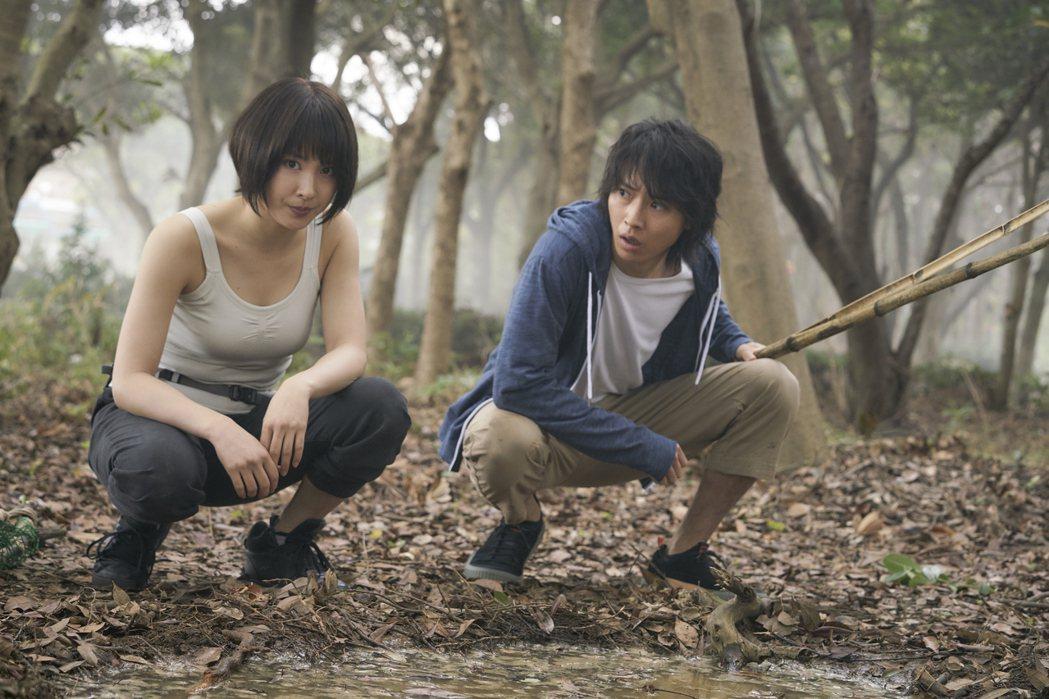 土屋太鳳與山崎賢人已經四度合作。圖/Netflix提供