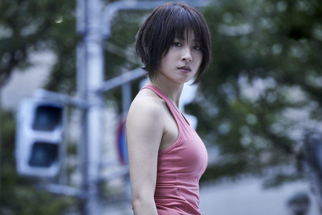 土屋太鳳提到林志玲秒變小粉絲。圖/Netflix提供