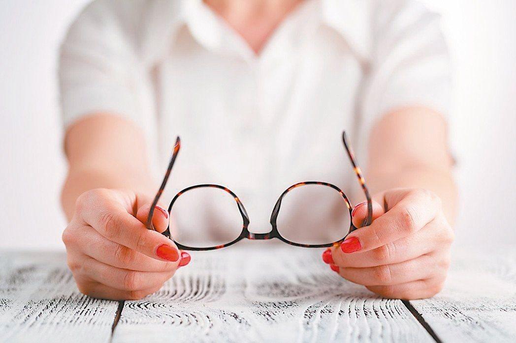 臨床上青壯年正常眼壓型青光眼,有增加趨勢。  圖/報系資料照片
