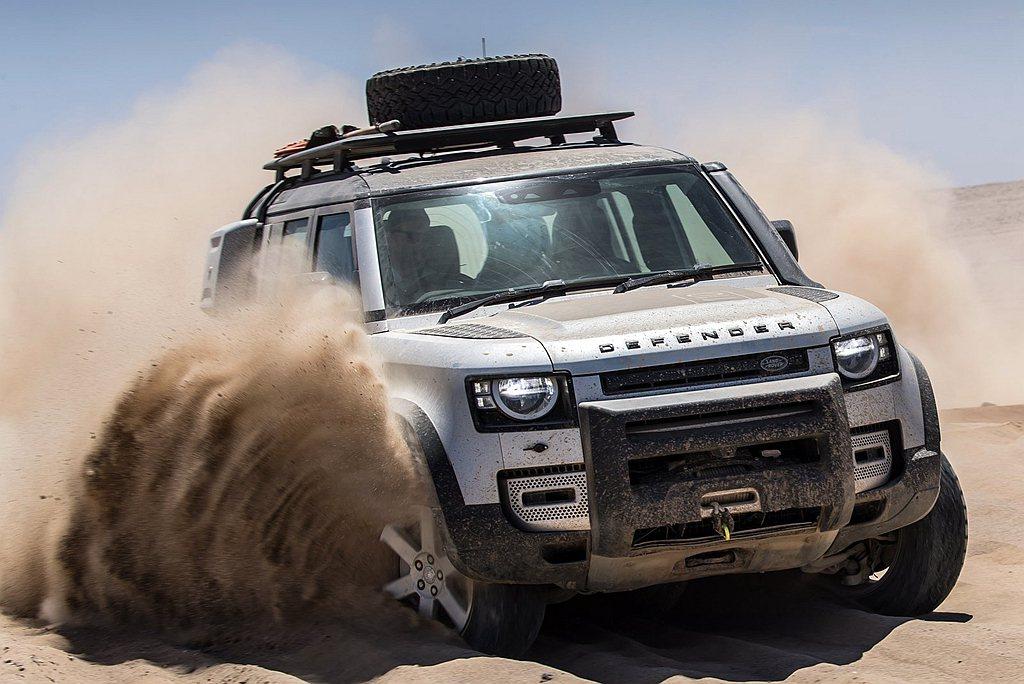 Jaguar Land Rover車輛工程執行總監Nick Rogers表示: ...