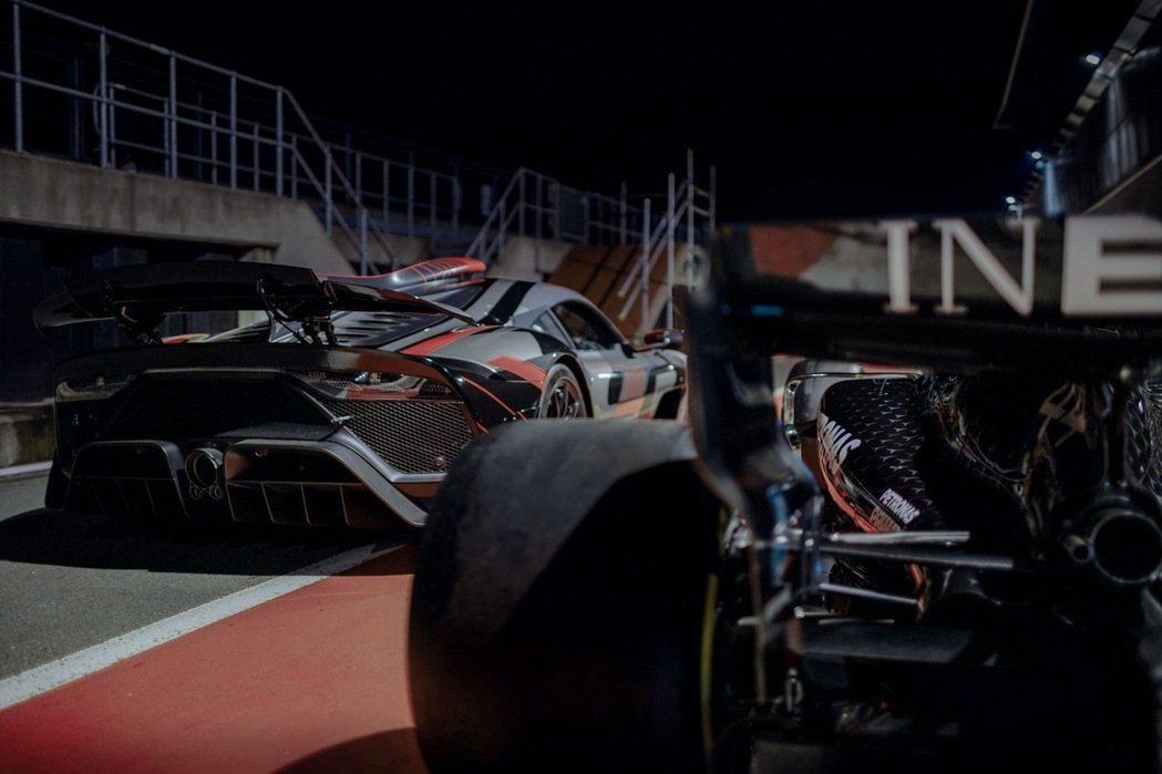Mercedes-AMG Project ONE。 圖/Mercedes-AMG...
