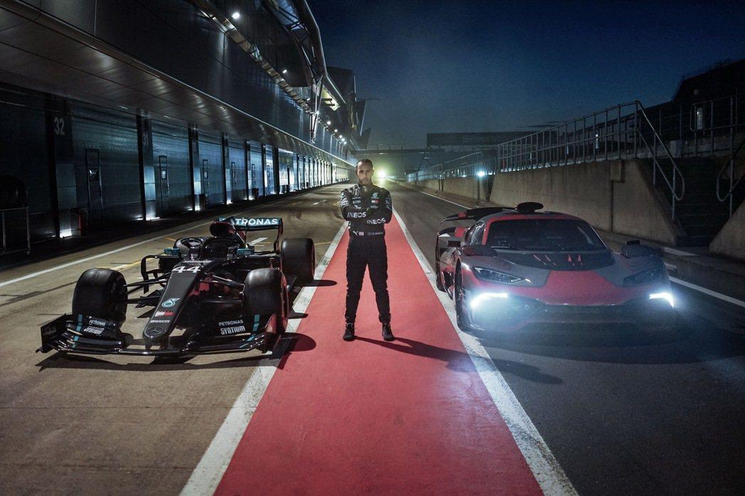 Lewis Hamilton除了開賽車外,也兼具AMG Project ONE的...