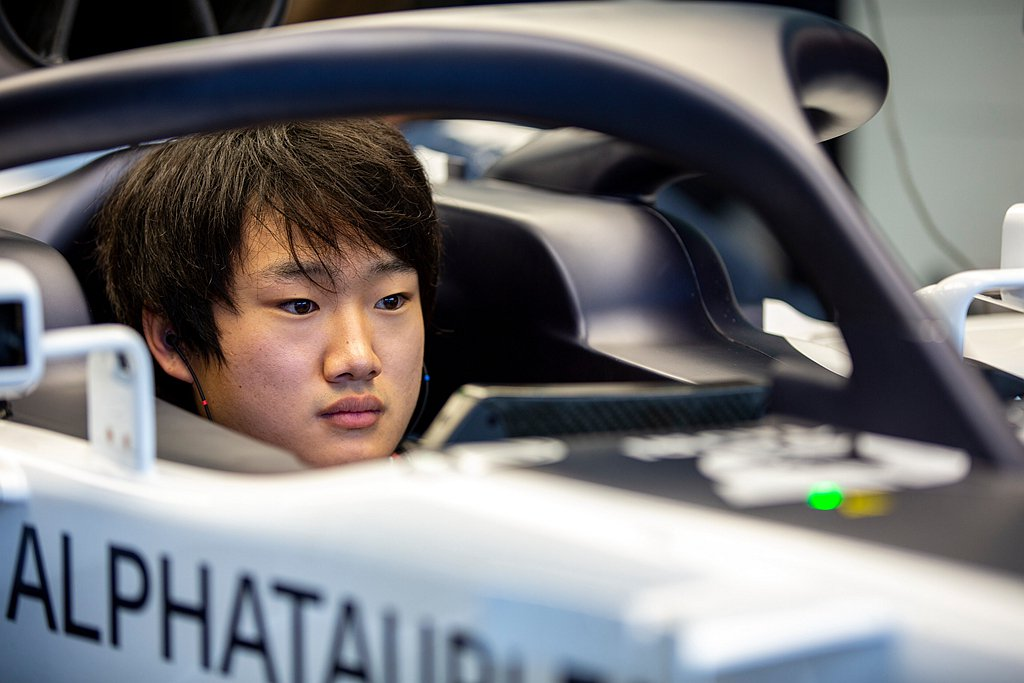 Red Bull Junior Team車隊宣布,2021年F1賽季將由日本車手...