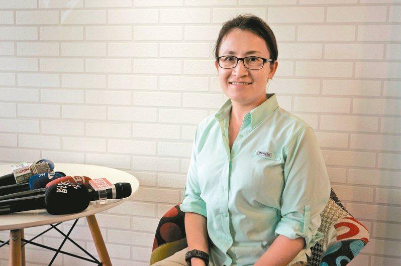 蕭美琴。聯合報記者王燕華/攝影(圖/聯合報系新聞資料庫照片)