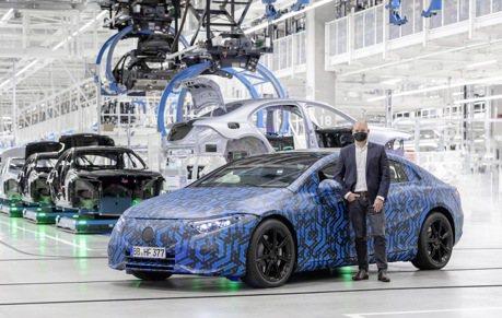 三芒星EQ家族即將來襲 Mercedes-Benz準備好在全球大量生產電動車!