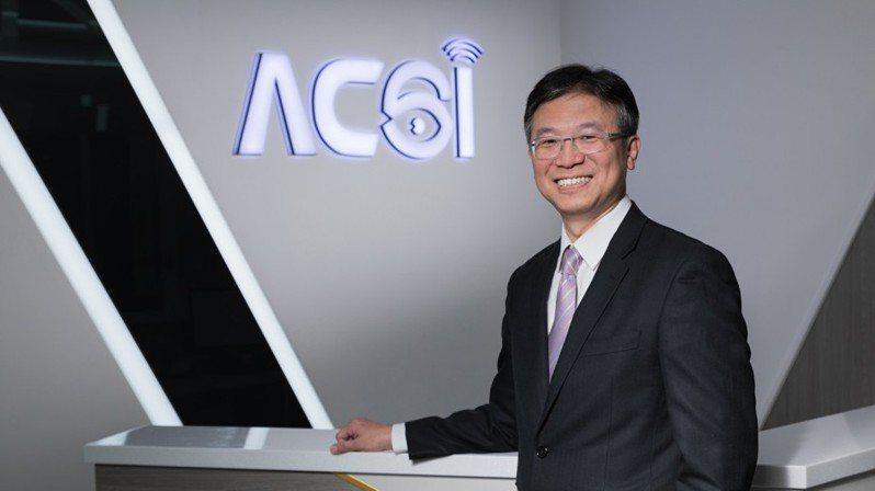 安碁資訊總經理吳乙南。 安碁資訊/提供