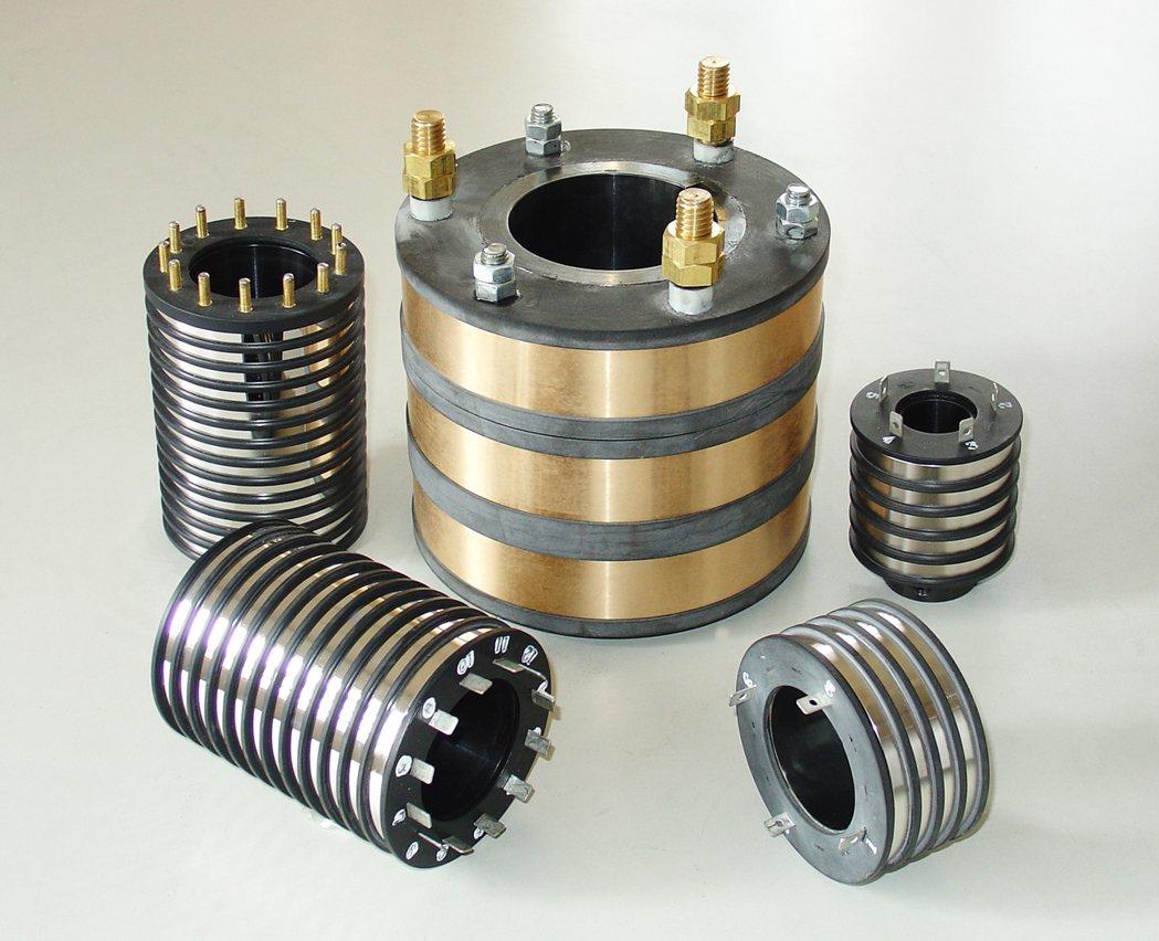 隆環企業以定位為動力、訊號傳輸一體化模組之旋轉接頭及滑環設計研發。 隆環企業/提...