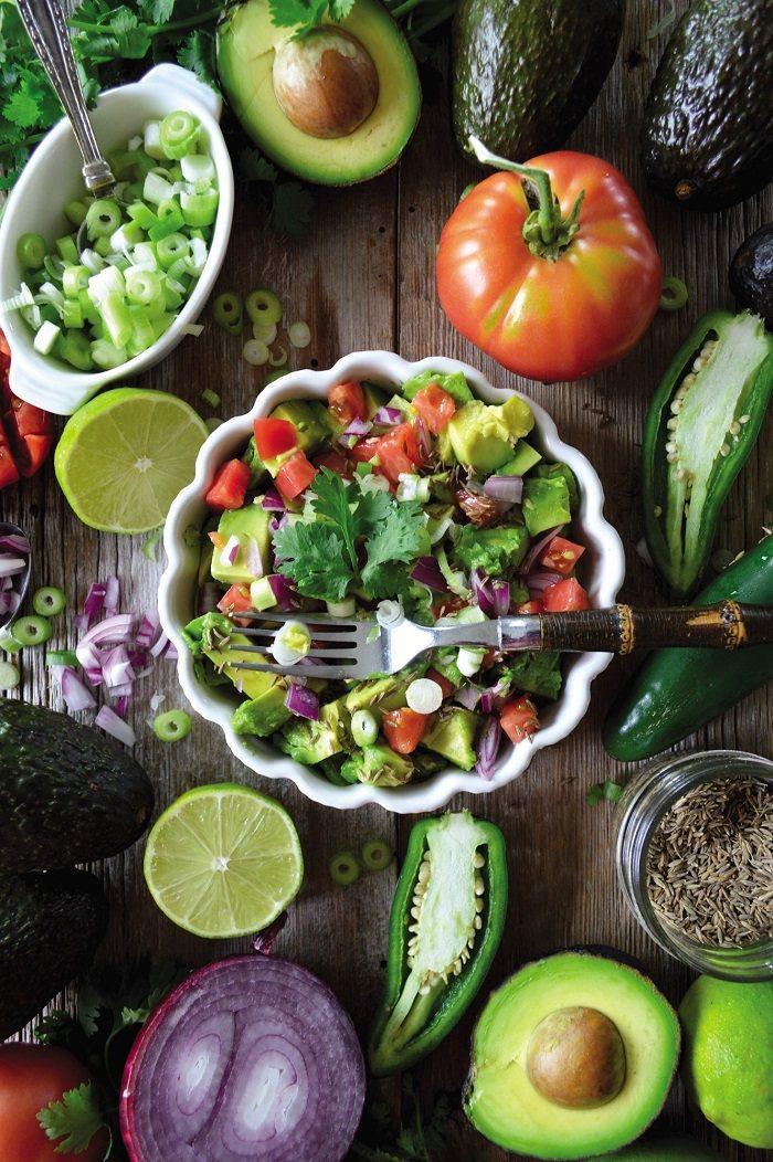 健康的なベジタリアンとヴィーガンの食生活にハマる人はどんどん増えています。(写真/Nadine Primeau)