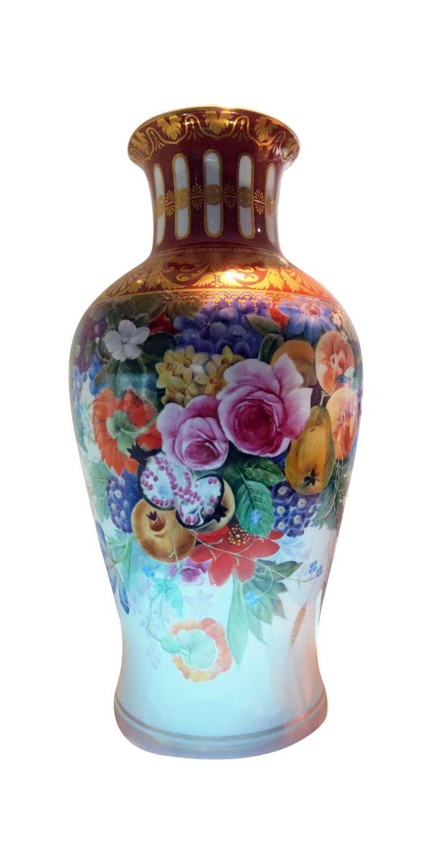 Noritake富貴祥虹花瓶64.7cm /236萬元。圖/旺代提供