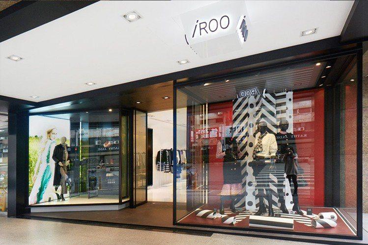 全台擁有近80家門市的女裝品牌iROO為了提供給消費者更舒適寬敞的購物環境,插旗...
