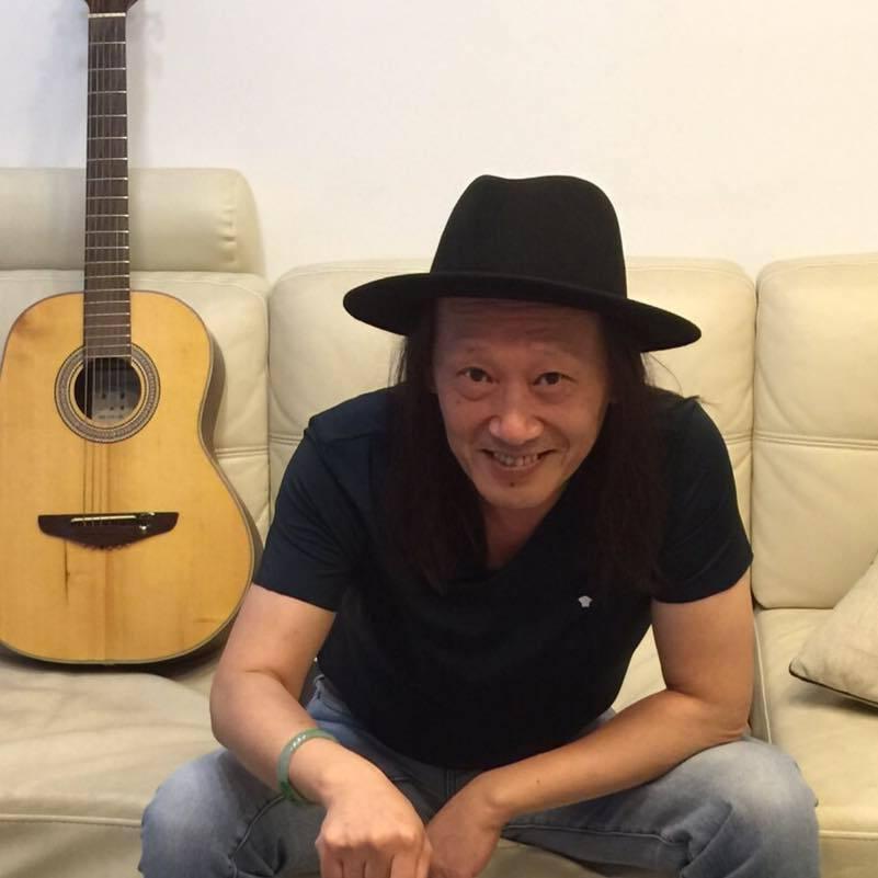 資深音樂人呂曉棟捧紅謝金燕等人,上月猝逝享壽63歲。圖/摘自臉書