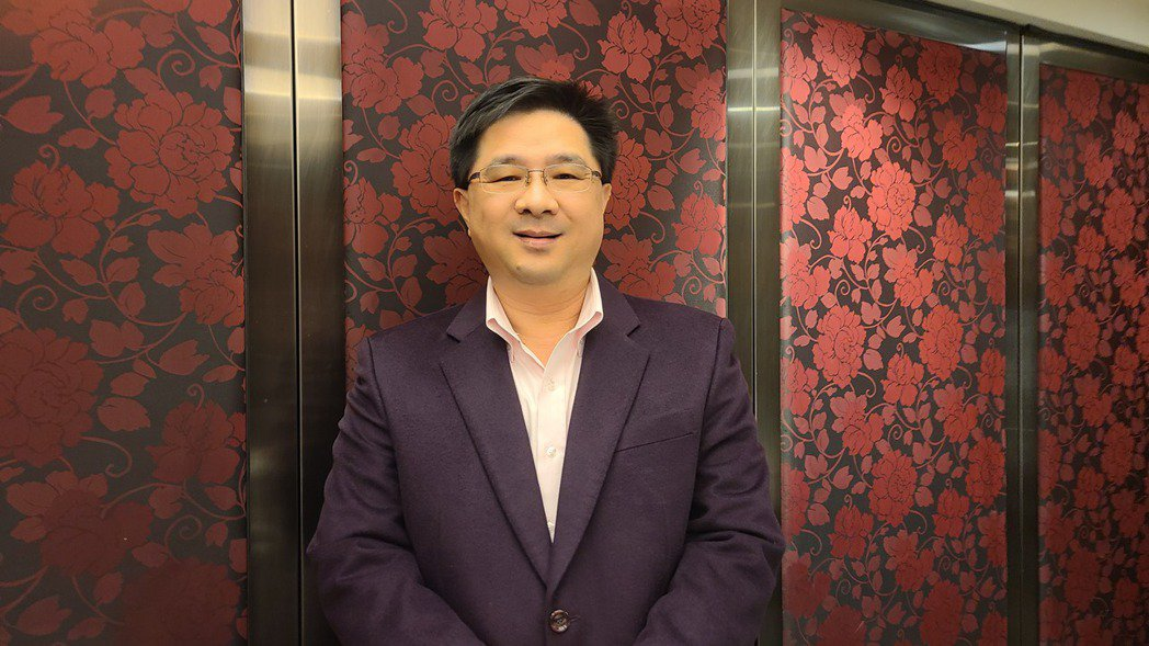 威潤董事長湯潤濶。  記者何佩儒/攝影