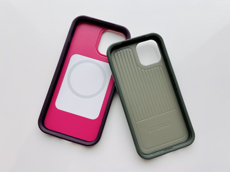 OtterBox Symmetry系列新推出附上蘋果最新MagSafe功能的版本...
