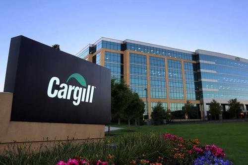 嘉吉在安徽滁州的生產線。取自ZARK