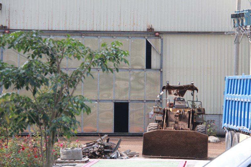 彰化縣二水鄉上豐村「田樂堆肥場」因處理堆肥不當,傳出惡臭,二年來被居民向環保局檢舉50多次,居民苦不堪言。圖/民眾提供