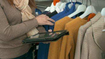 零售業可運用AI預測,協助包括訂貨、庫存管理與物流等供應鏈規劃。(圖片/SAS提...