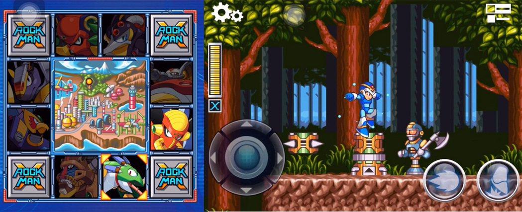 在手機上也可以玩到洛克人!2012 年在 iOS 上推出的《洛克人X》,看得出...