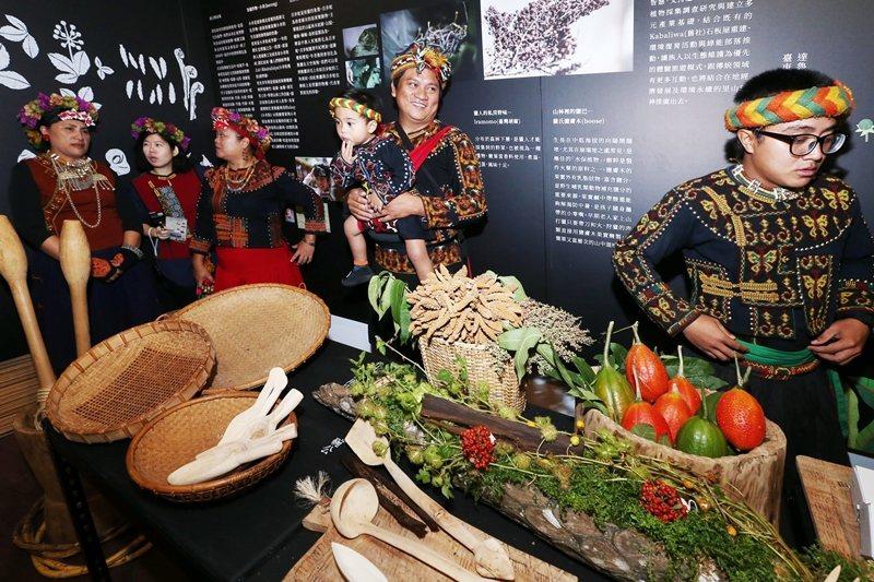 達魯瑪克部落長輩說,雲豹和頭目角色有著密切關係。圖為台東卑南鄉魯凱族的達魯瑪克部落族人。 圖/聯合報系資料照