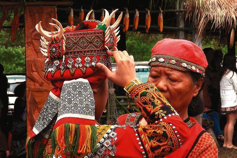 雲豹lrikulau一詞,一直存在於魯凱族語中。圖為台東卑南鄉東興村魯凱族達魯瑪克部落。 圖/聯合報系資料照