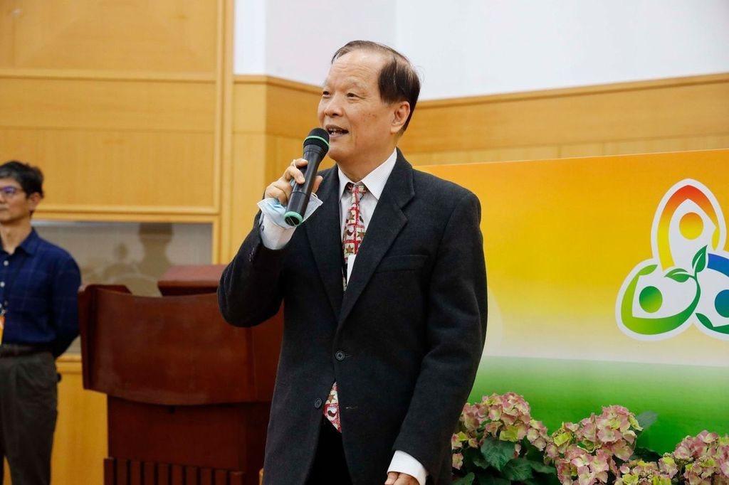 遠東科大校長王元仁。 遠東科大/提供