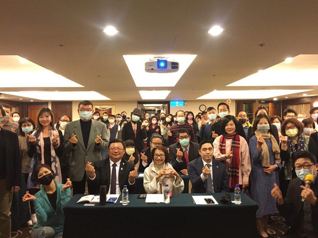 穗悅公益講座吸引超過百人聆聽。 吳佳汾/攝影