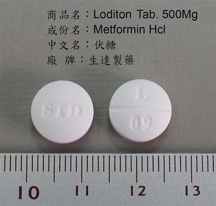 降血糖用藥又出包,食藥署接獲通報指出,「生達」伏糖膜衣錠500毫克、850毫克藥...