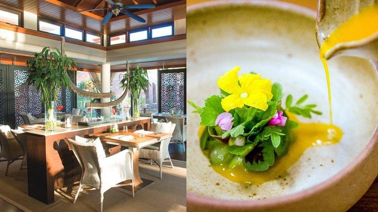 「Pru」指的是「plant, raise, understand」(種植、養育以及理解),這樣的精神貫穿了這家餐廳的每個層面。圖/摘自米其林指南官網。