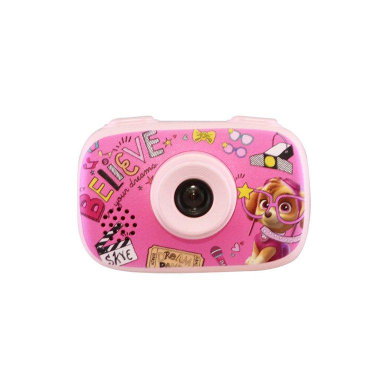 全家便利商店推出汪汪隊立大功童趣數位相機,共2款、首批限量各500組,即日起至1...
