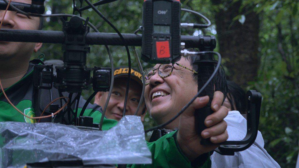 許鞍華從日常生活出發,做自己最愛的事,就這麼一路一直拍電影下去。圖/傳影提供