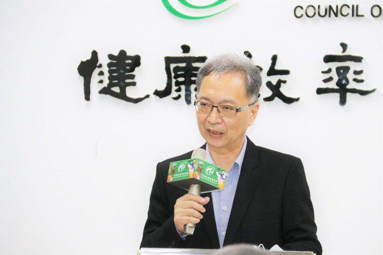 衛福部次長薛瑞元。圖/農委會提供
