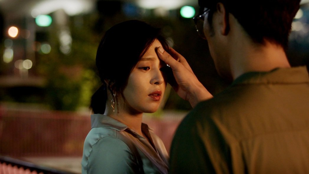 馬志翔(右)和劉品言在「未來媽媽」中感情很濃郁。圖/三立提供
