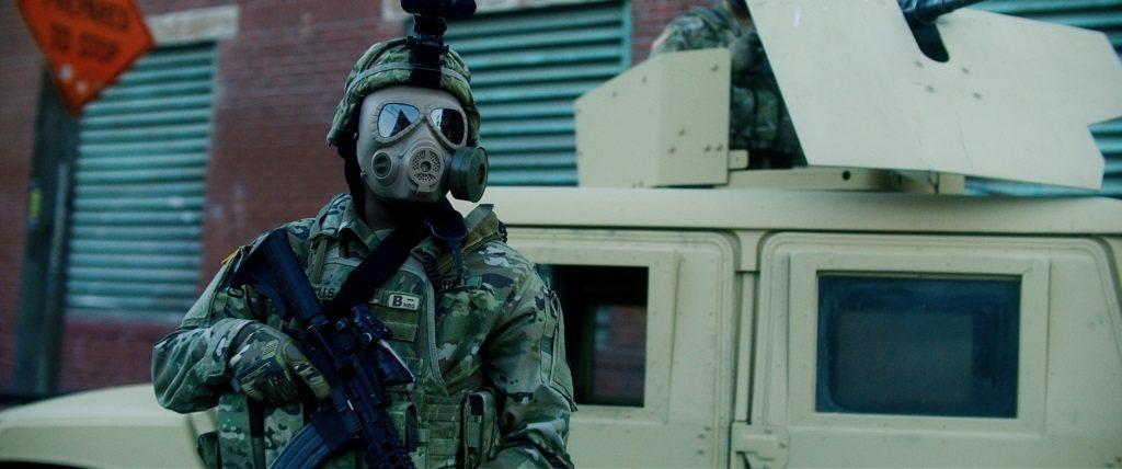 「末世戰疫:鳴鳥檔案」1月8日上映。圖/車庫提供