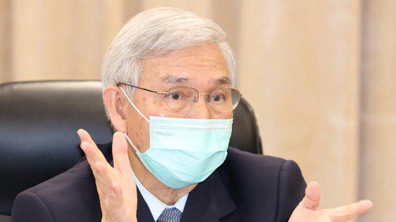 央行總裁楊金龍 記者潘俊宏╱攝影