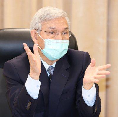 央行總裁楊金龍記者潘俊宏╱攝影
