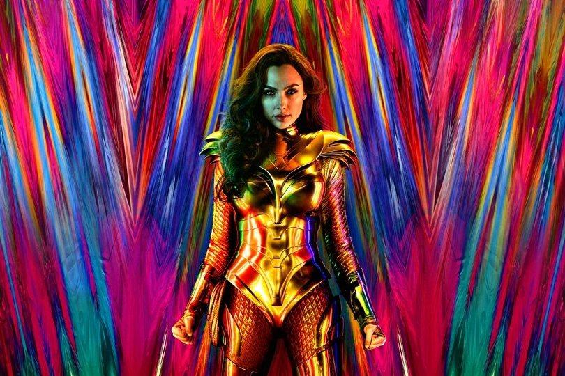 《神力女超人1984》海報。 圖/華納兄弟
