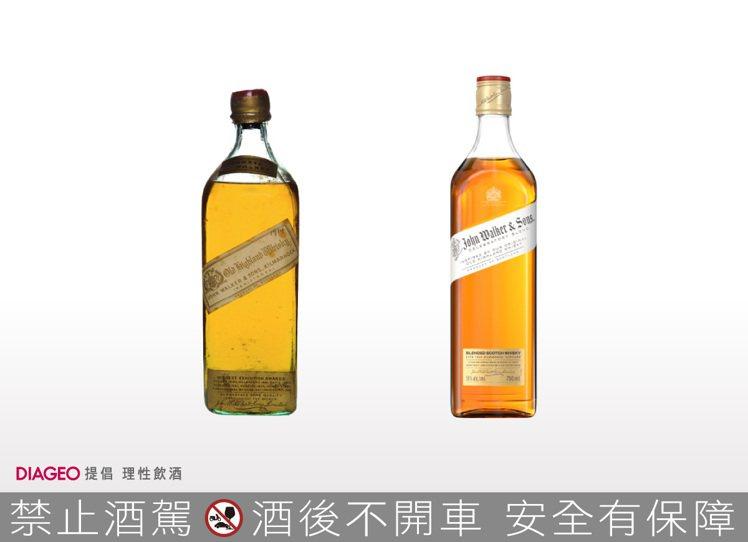 復刻版重現當年酒精濃度51%,可重新品嚐到當年的風味 圖/擷取自WHISKY A...