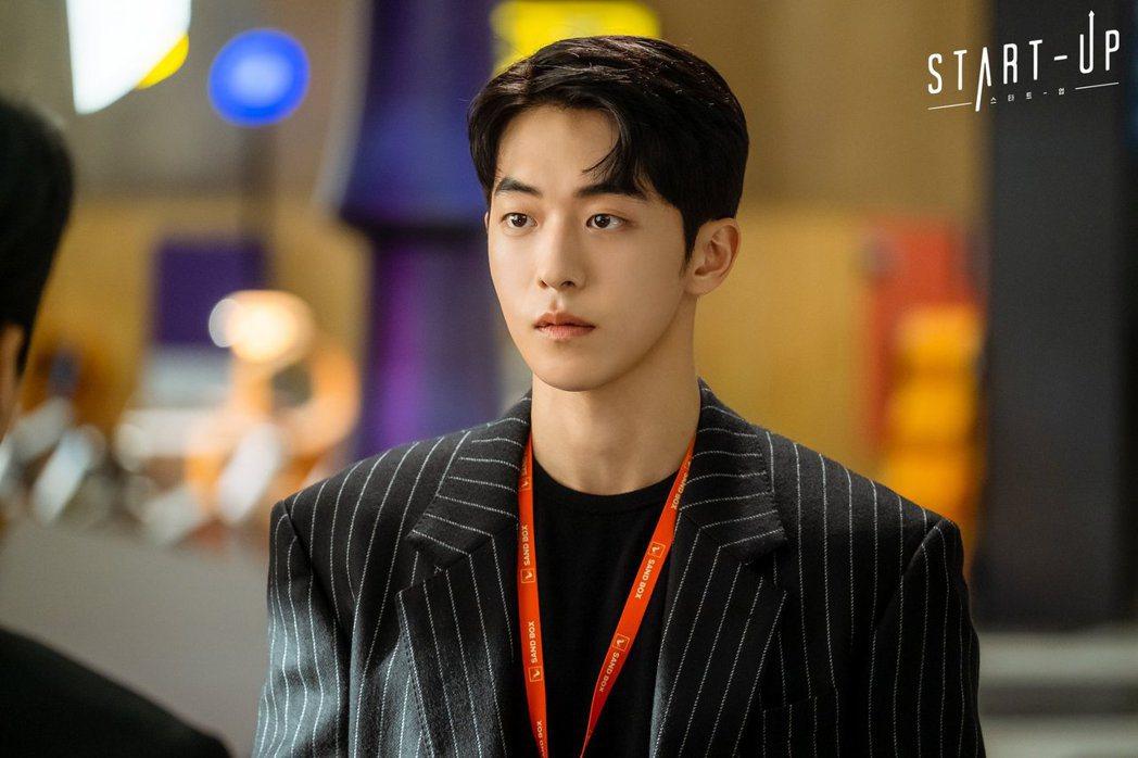南柱赫飾演「南道山」。圖/擷自tvN官方臉書