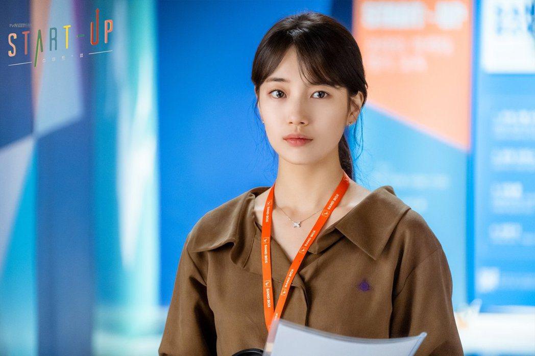 秀智飾演「徐達美」。圖/擷自tvN官方臉書