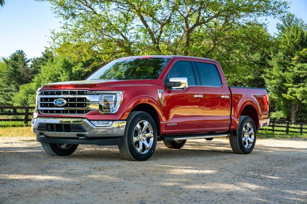 大改款Ford F-150奪下2021北美年度卡車獎的風聲相當高。 摘自Ford