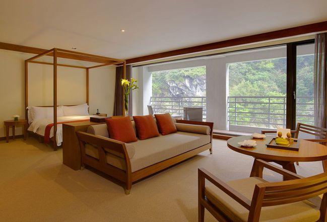 太魯閣晶英酒店。 圖/Talter Taiwan提供
