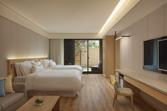 力麗威斯汀度假酒店。 圖/Talter Taiwan提供