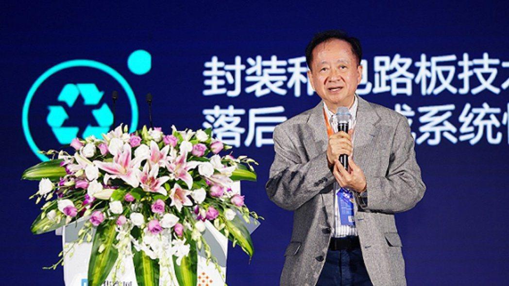 前台積電共同營運長蔣尚義,將出任中芯國際副董事長。 圖/界面新聞