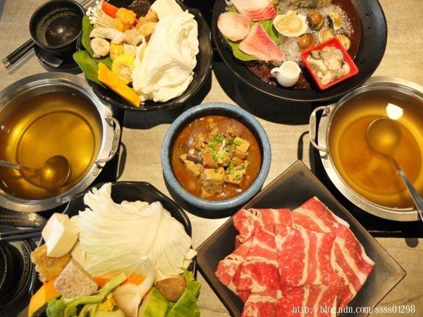 點主鍋可依個人喜好選擇主食肉品、湯底,隨鍋附餐有全蔬菜菜盤及關東煮菜盤二選一,還想吃得更豐富的話則建議加點