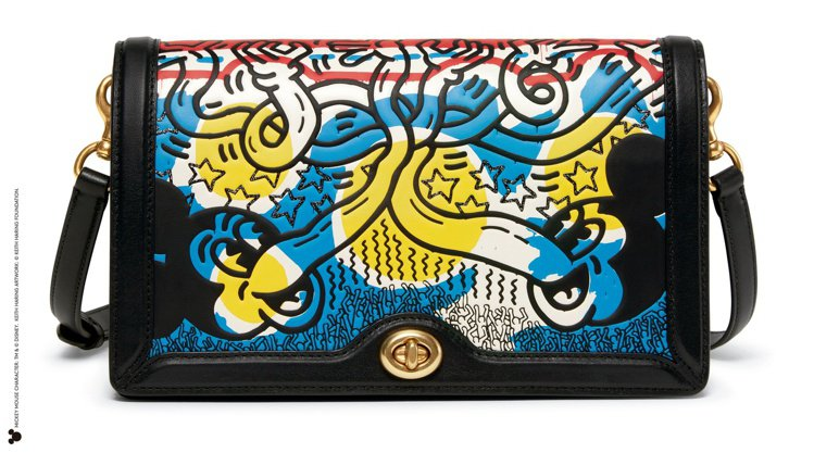 Disney Mickey Mouse x Keith Haring Riley...