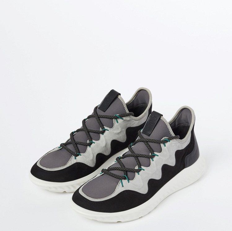 ECCO ST.1 LITE 適動輕巧系列鞋7,380元。圖/ECCO提供