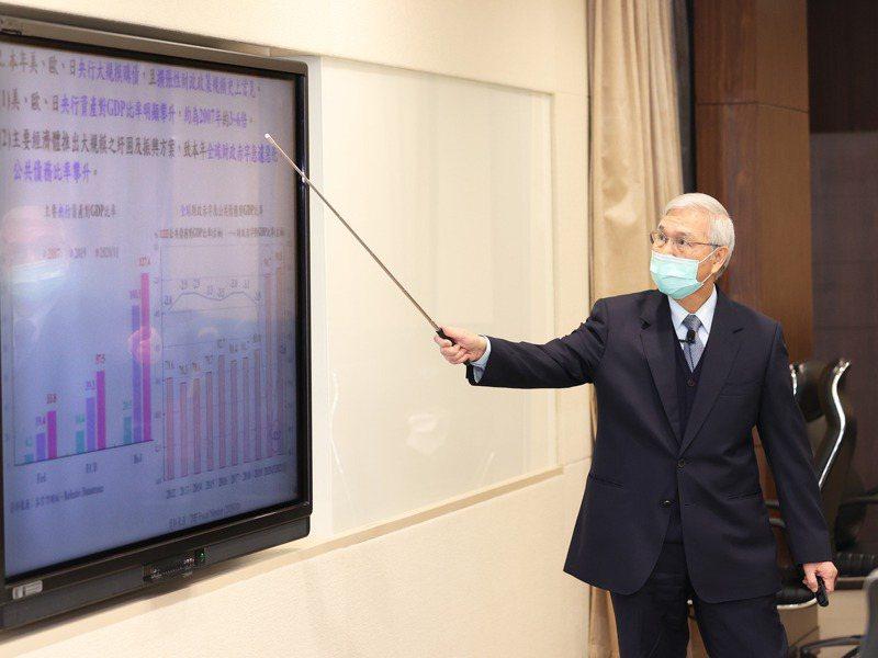 時隔3年,美國重新將台灣列入匯率操縱國觀察名單。央行總裁楊金龍昨表示,若匯率影響金融穩定,「我當然要調節」。圖/聯合報系資料照片