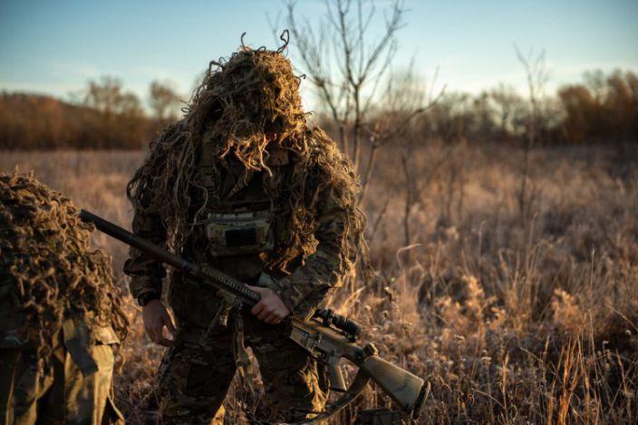 代表加州国民卫队参赛的瓦尔加斯上士击败群雄,以625.5总得分夺下冠军,击败位居二三名的特种部队和海军陆战队突袭兵团。U.S. Army National Guard(photo:UDN)