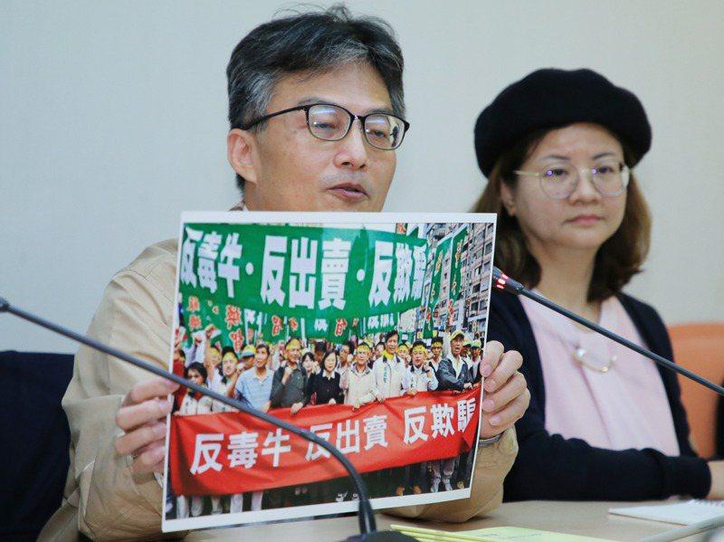 蘇偉碩昨天表示,將聲請蔡英文總統當證人。記者曾學仁/攝影