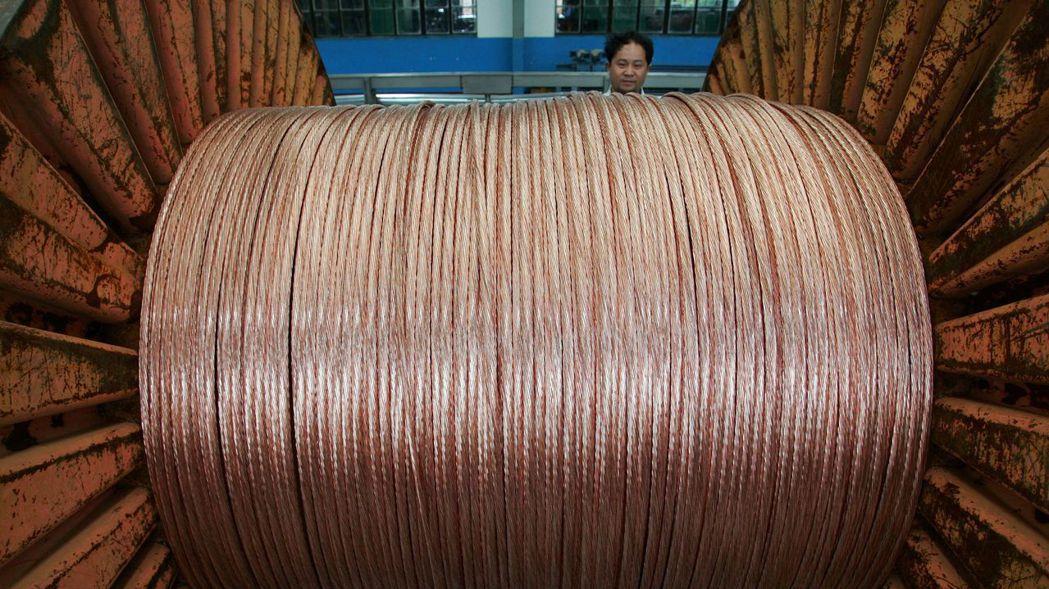 投信法人表示,在大陸政策目標沒有更動下,穩健的銅需求可望持續。(路透)